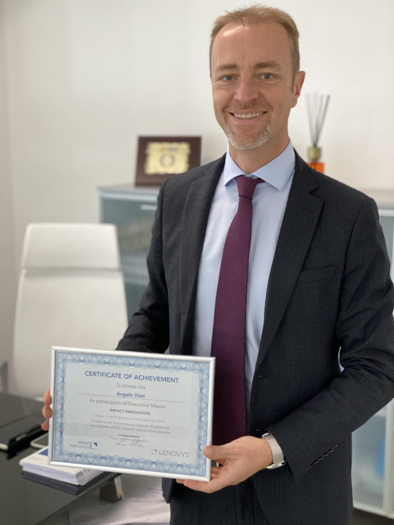 Angelo Vizzì - Direttore Centrale Operations PFE S.p.A.