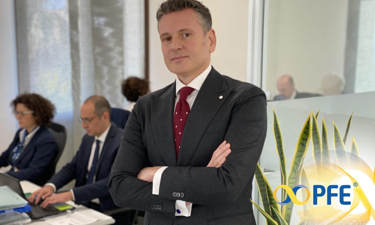 Alla scoperta di PFE: Gianluca Saia a capo della Direzione Centrale Corporate e Consigliere d'Amministrazione Delegato
