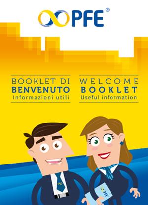 Booklet Accoglienza