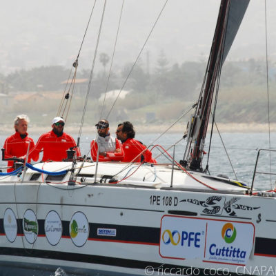 PFE S.p.A. in partnership con il South Kensington Sailing Team