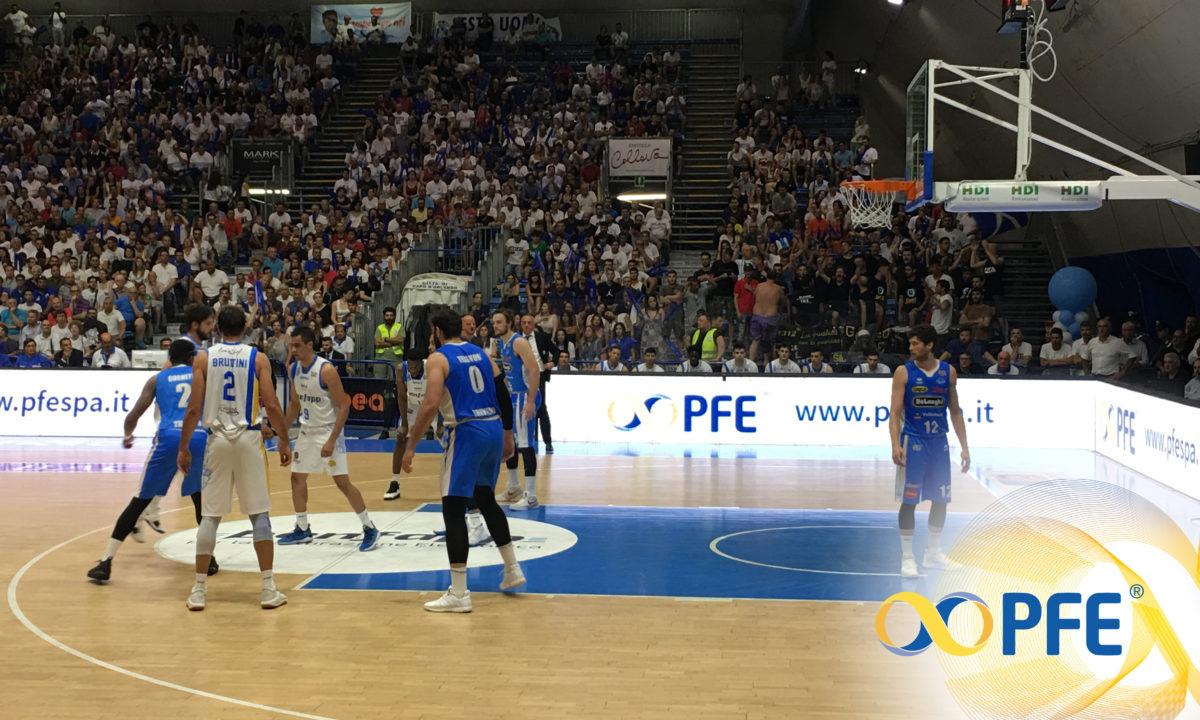 Orlandina Basket & PFE ancora insieme!