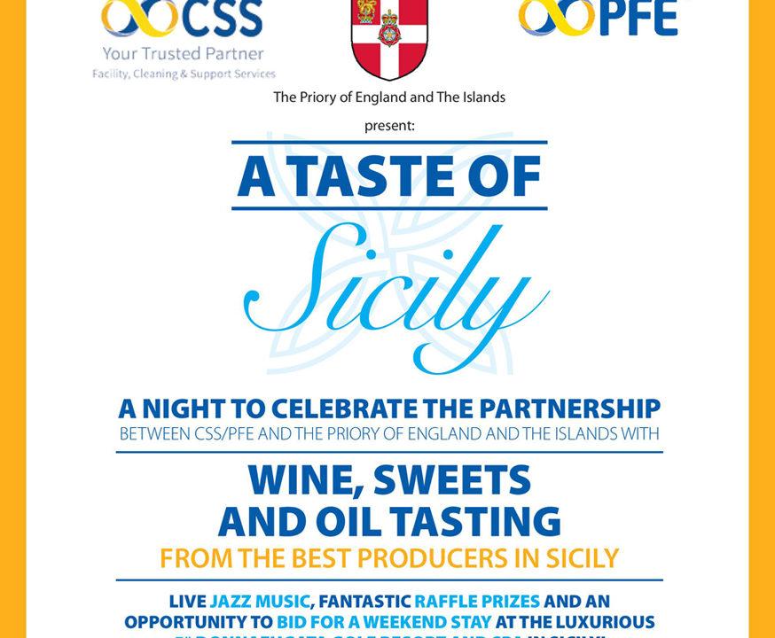Evento: A Taste of Sicily