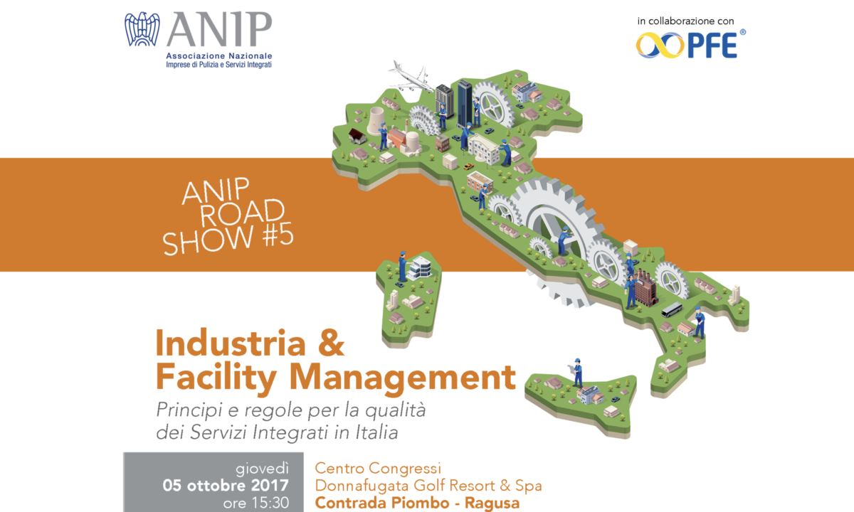 ANIP Road Show #5 | REMIND, 05 ottobre 2017, Ragusa