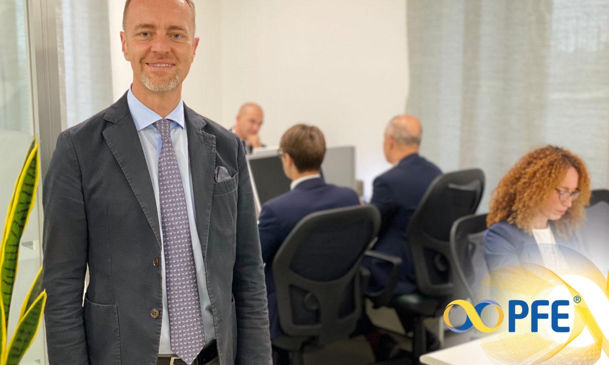 Alla scoperta di PFE: Angelo Vizzì a capo della Direzione Centrale Operations