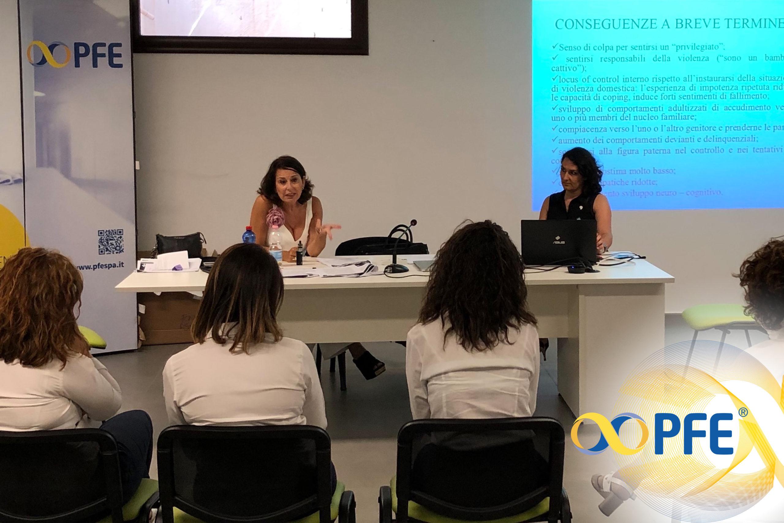 #PFEWelfare: una partnership concreta e di valore con Telefono Rosa per la formazione aziendale