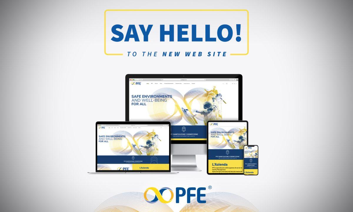 PFE Informa: online il nuovo web site, un contenitore di info di carattere corporate ma anche molti approfondimenti sui progetti ed il dinamismo dell'azienda