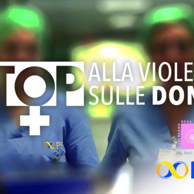 """PFE insieme a Telefono Rosa per dire """"Stop alla violenza sulle donne"""""""