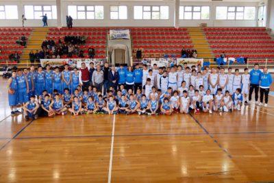 PFE Orlandina Winter Camp a Caltanissetta per una festa  di sport. PFE S.p.A. & Orlandina Basket insieme per i nostri giovani