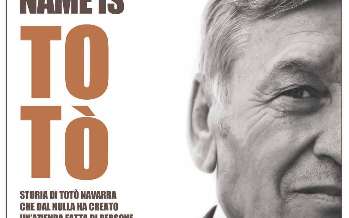 """""""My name is Totó"""": articolo dedicato al libro sulla vita di Totó Navarra sull'edizione di Panorama"""