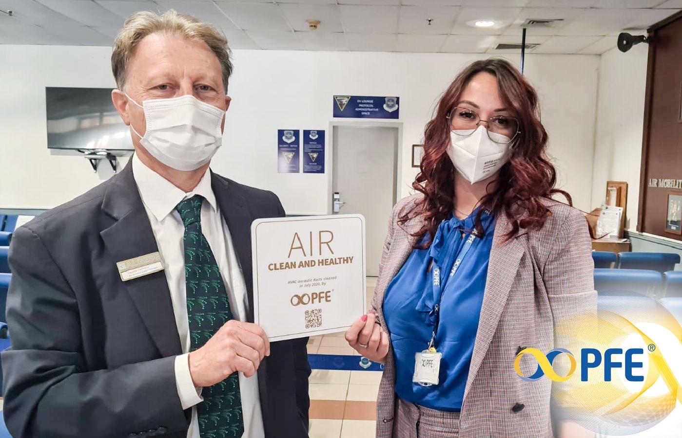 PFE consiglia: la bonifica e sanificazione degli impianti di aerazione, intervista a Cecilia Leonforte